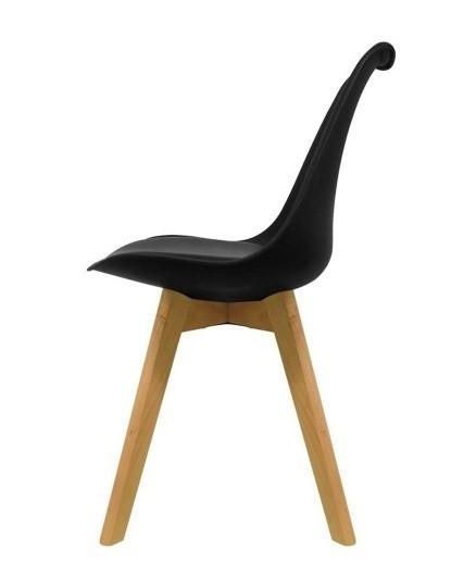 Cadeira Lulea Preta