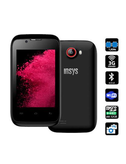 Smartphone 3.5 INSYS HK7-3502 + Cartão 15? Chamadas