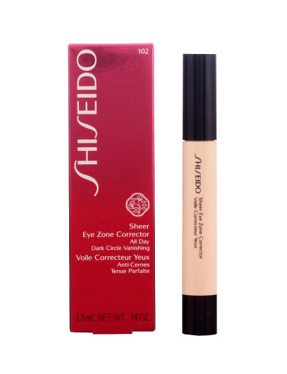 Sheer Eye Zone Corrector #102-Light 3.8 Ml Shiseido