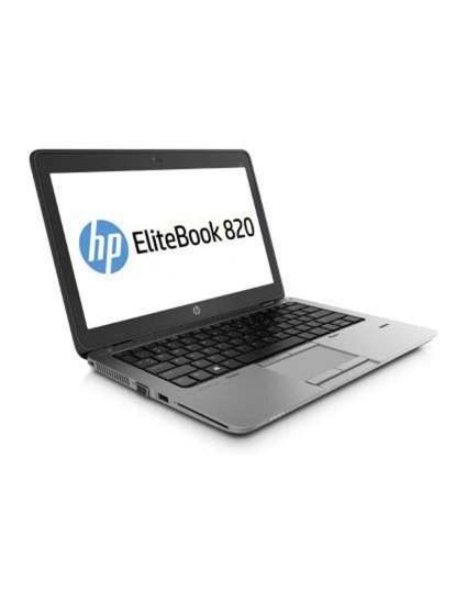 Portátil Recondicionado Profissional EliteBook 820 G1 8GB Ram Disco SSD