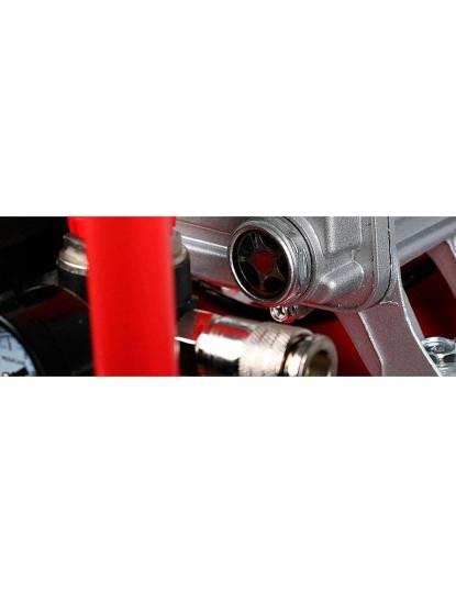 Compressor de Ar RoyalKraft Line 50 Litros Lubrificação a Óleo e 3.0HP