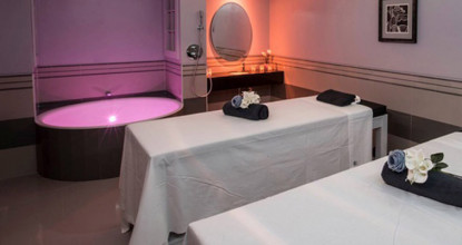 Spa Satsanga Collection no Vila Galé Coimbra ou Évora | Massagem + Circuito + Ritual de Chá | 1h30