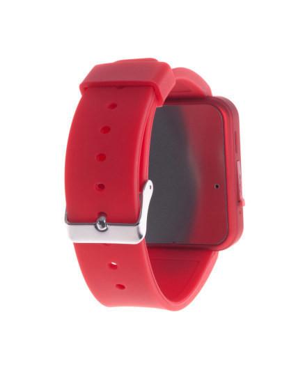 Smartwatch Multifunções Bluetooth Vermelho