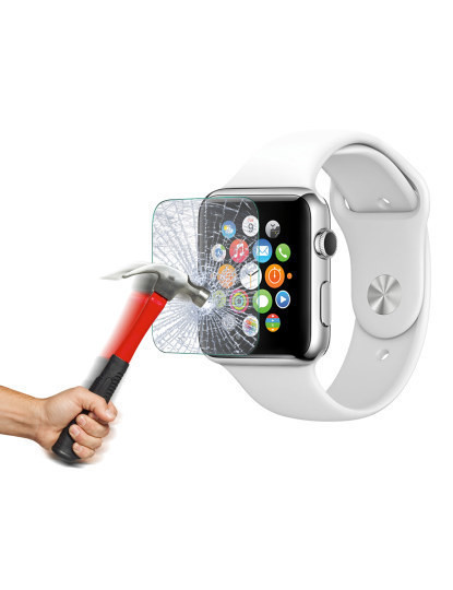 Protetor Cristal Temperado para Apple Watch 38mm