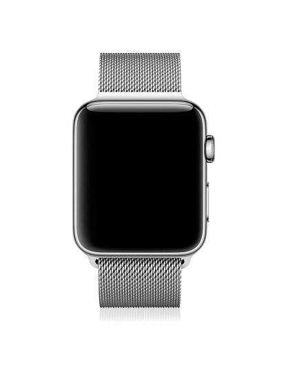 Bracelete metálica para Apple Watch 38mm
