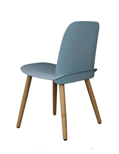 Cadeira Wood Gum Azul