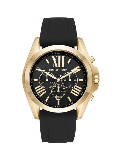 Relógio Michael Kors® Preto e Dourado