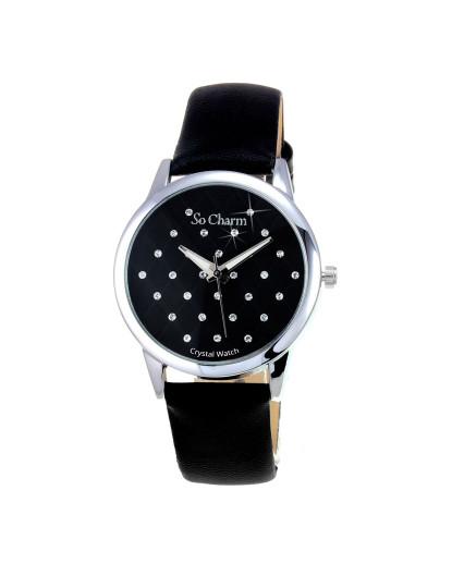 39f0464594e Relógio de Senhora com 29 cristais Swarovski by So Charm®