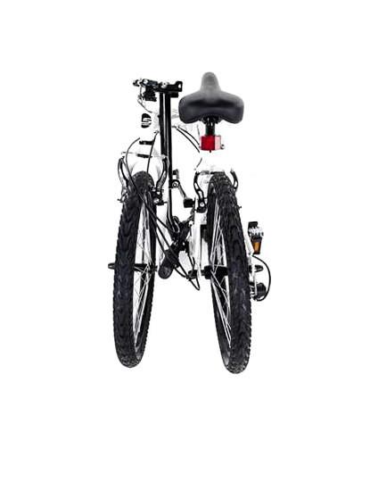 Bicicleta UrbanHill Dobrável Preta