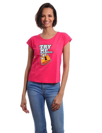 T-Shirt Regular Fit Namorados Throttleman 159
