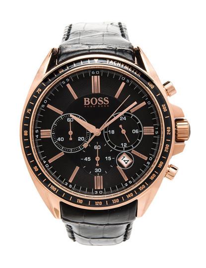 4149cb62cb4 Relógio Hugo Boss Dourado Rosa e Preto