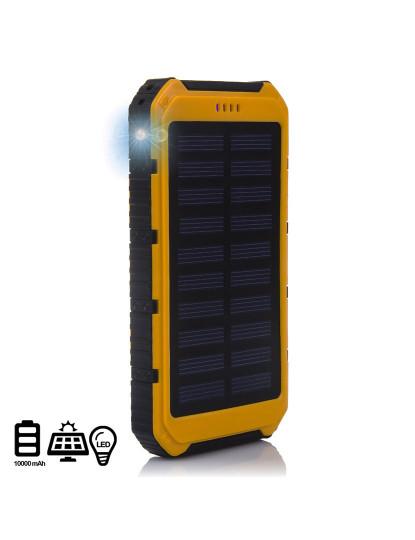 Powerbank Solar 10,000 mAh