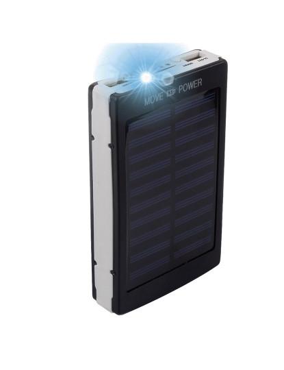 Powerbank Solar Duplo Usb 8,000 mAh