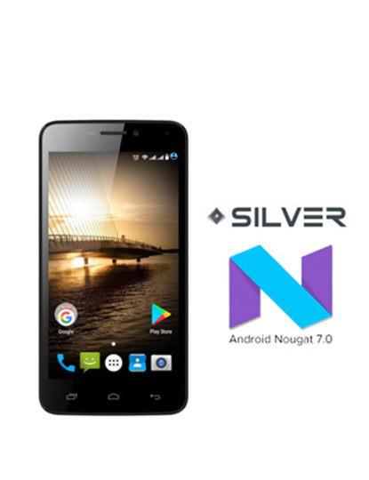 Smartphone Silver S45 Dual Sim