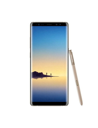Samsung Galaxy Note 8 64GB Maple Gold Grau A+