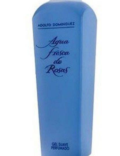 Adolfo Dominguez Agua Fresca De Rosas Gel 500Ml