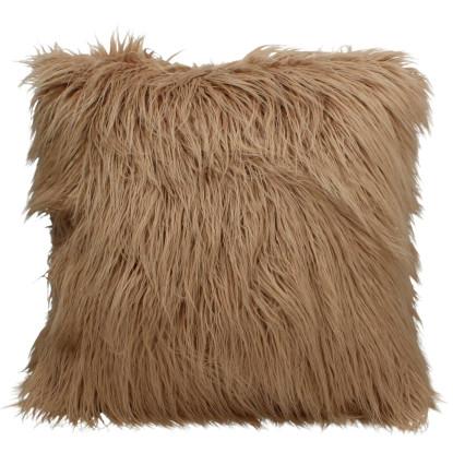 Almofada Fluffy Bege 45x45