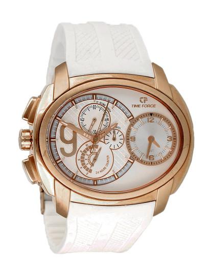 f4f4667c2aa Relógio Time Force Cristiano Ronaldo Branco