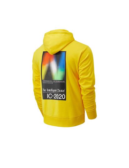 Sweatshirt  New Balance Homem Verde Ácido