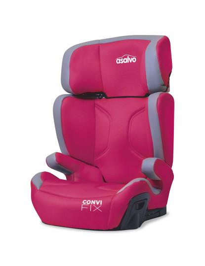 Cadeira de Automóvel  G23 CONVI FIX  Asalvo Rosa