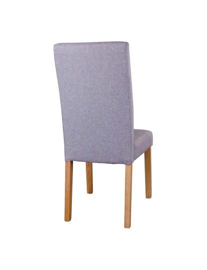 Cadeira Mora Cinza Clara