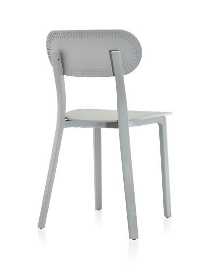 Cadeira Nordik Cinza