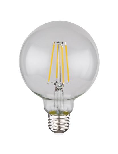 Lâmpada LED Globe Vidro Transparente