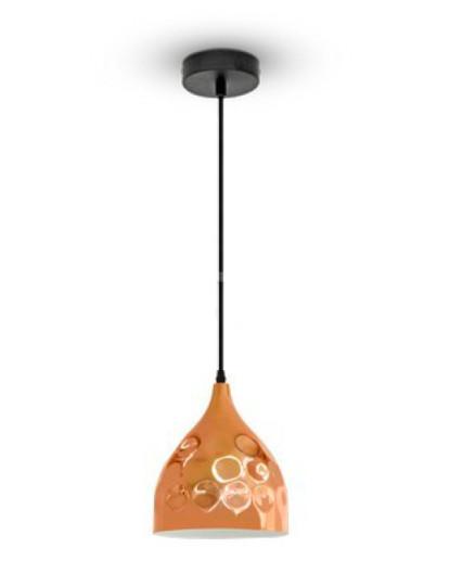 Candeeiro suspenso para lâmpada LED E27 RGPH D170mm
