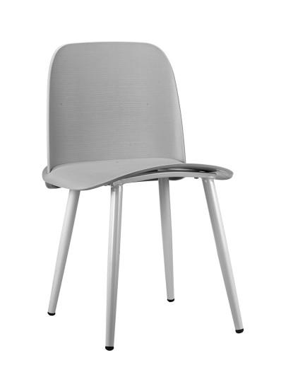 Cadeira Gum Cinza