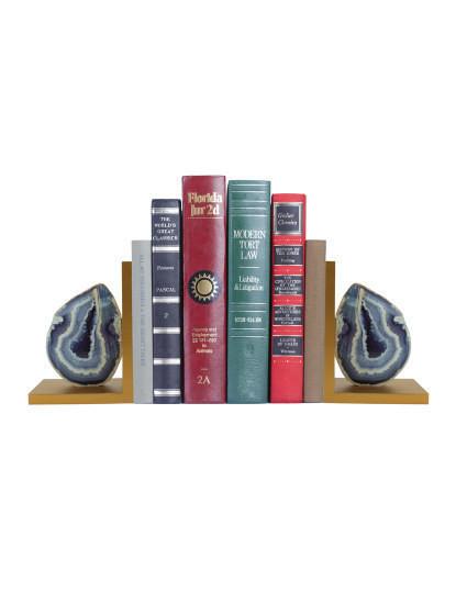 Suporte Livros Agate Goldy