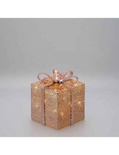 Caixa De Presente Cúbica H16,5Cm