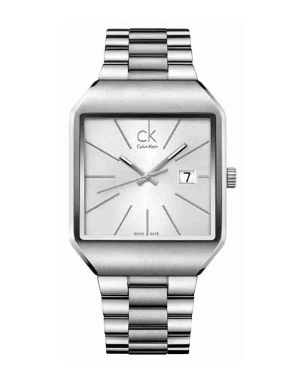 e80904f30afc1 Relógio Calvin Klein de Senhora GENTLE cinza