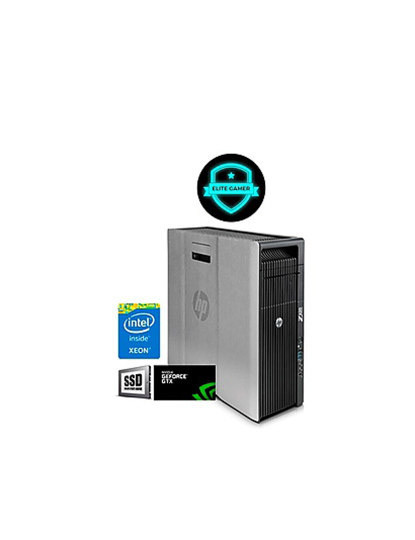 Recondicionado Computador HP 8000 c/ disco SSD + Monitor HP Widescreen de 20´com Win 7 Prof