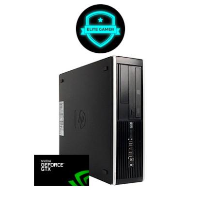 Recondicionado HP 6200 SFF, 8GB RAM e Disco SSd Com Gráfica Nvidia GTX 1050 2GB