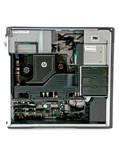 Recondicionado HP Z620 TWR - Xeon DecaCore, 8GB RAM, Disco SSd, AMD Radeon RX 570 4GB