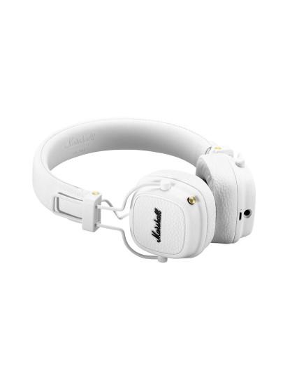 Auscultadores Marshall Major III Bluetooth Branco