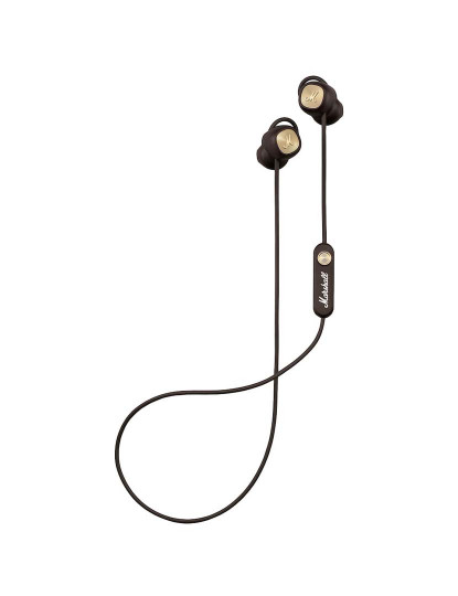 Auscultadores In -Ear Marshall Minor II Bluetooth Castanho