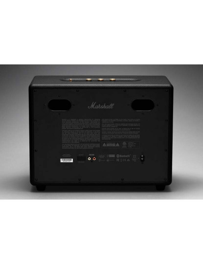 Coluna Marshall Bluetooth Woburn II Preto