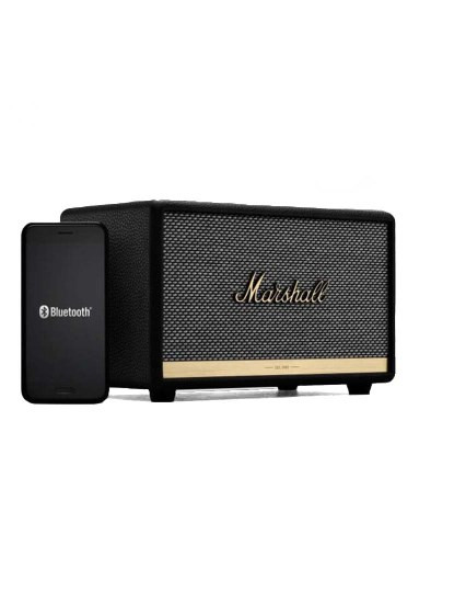 Coluna Marshall Bluetooth Acton II Preto