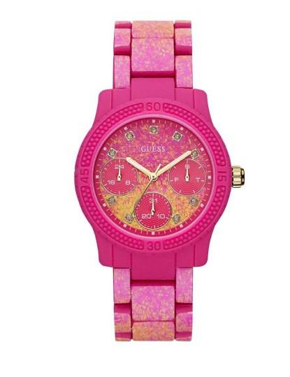 19f8350aa Relógio Guess W0944L3 Senhora Rosa
