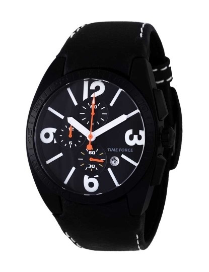 94047b13d47 Relógio Time Force Cronógrafo Preto