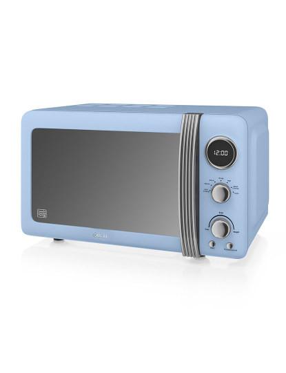 Microondas Digital 800W 20L Azul