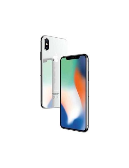 Smartphone Apple iPhone X 256GB Silver - GRAU A