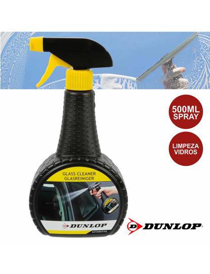 Spray Limpeza dos Vidros Dunlop Embalagem 500ml