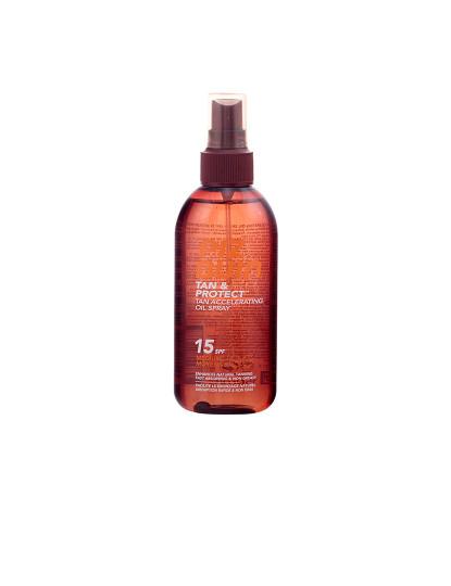 Piz Buin Óleo Spray Tan & Protect SPF15+ 150Ml