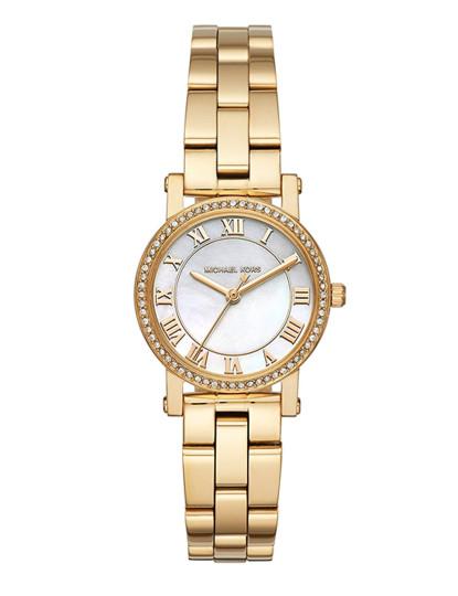 Relógio Michael Kors Senhora Dourado e Nacar