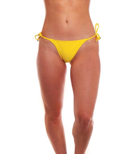 Cuecas de Biquini Solid Cia Maritima Amarelo