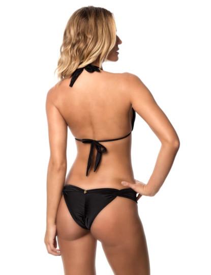 Bikini Set Black Abalone
