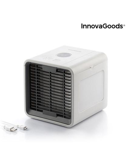 Climatizador Portátil LED Freezy Cube by InnovaGoods