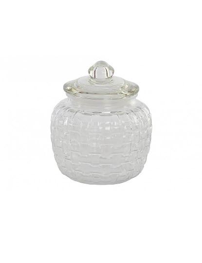 Frasco Cristal Transparente